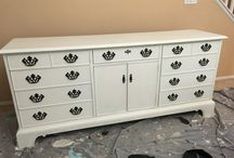 The Essentials in Life Blog / My blog about furniture remakes.