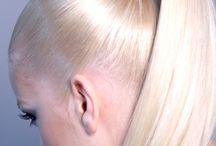 Haare und Makeup