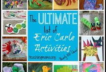 Kid Activities: Inspired from Favorite Books / A collection of children's activities inspired by some of our favorite books.