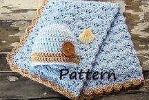 Crochet Afghans/Blankets