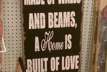 Home...Walls