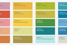 agencement de couleurs