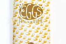 Eggs / Short Stack Vol 1: Eggs by Ian Knauer