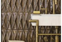 The Latest Brass Trends in Home Fashion / Brassy Renaissance..What was once considered, well, brassy, is now something to covet and keep. From small moments to large statements, today's brass is tasteful and elegant—with gorgeous patina to spare. Brass is back.