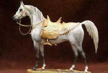 Pamela du Boulay Horses