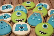 Cookies: Kid's + Characters