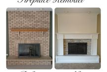 Remodel Fireplace