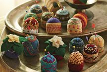 Pin Cushions / by Nancy McClure
