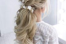 Włosy na ślub 2103