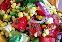 summer salads / by Ali Lewis