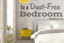 Dust free bedroom
