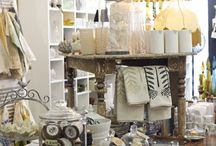 Inspired display / by Deb For Blue House Boutique