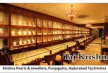 Our Stores / Krishna Pearls and Jewellers is a leading brand in Pearl, Gold and Diamond jewellery. With 14 stores across Hyderabad, we are also available at your doorstep with our Online store.