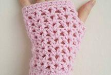 перчатки.вязание