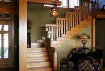 Stairs and Entryways / by Lisa Craven