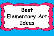 * Best Elementary Art Ideas & Resources / Let's fill this board with all of the best art lessons and ideas! Feel free to pin products both free and paid as well as anything else that would be fun to try out in the classroom!  If you would like to join: let me know on this thread http://www.teacherspayteachers.com/forum/viewtopic.php?id=40871