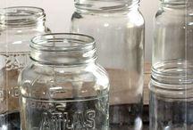 Reuse recycle jars