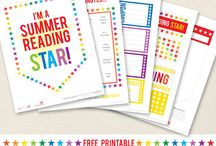 Books: Summertime Reading Inspiration / by Country Fun Child Care