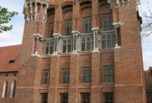 The Grand Masters' Palace in Malbork