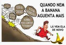 A Casa da Mãe Joana - continuação: Quando nem a  banana aguenta mais!
