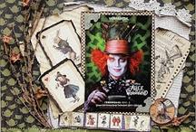 Alice In Wonder Scrapbook / by Debby Anderson