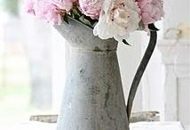 Interiør-blomster