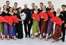 Character / Folkloric / Spanish at The Australian Ballet School