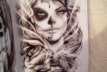Tattoo Ideas / tattoo ideas I personally love or want!