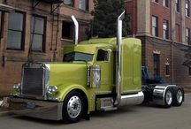 Big Rigs / by Randy Curry