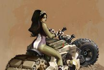 vehicles / by Cb Raygun