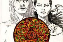 Les Celtes dans la Bande Dessinée / Cette page est en construction ...