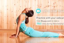 Do Yoga anytime, anywhere / Roll out your mat and do Yoga at home, when you are travelling. Anytime, anywhere with the most experienced teachers all over the world. Your first class is free, just sign up and discover the amazing world of teachers and classes that suits your own schedule.