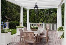 Backyard Inspirations / Share your dream backyards