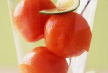 Colour Board : Papaya