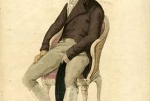 Regency: Men's Fashion