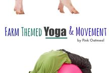 Yoga for Kids / by Halley Marie