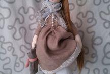 "Куклы ручной работы / ""Федорины куклы"" - куклы hand made. Сделано с любовью."