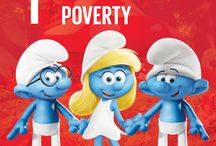 'Smurfs: The Lost Village' - International Day of Happiness