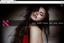 Portafolio de Sitios WEB / Un breve recorrido sobre el diseño y tecnología de los Sitios WEB realizados por Ad Fussion Group.