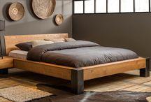 Slipper wood beds etc