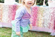 Mermaid Birthday Party Ideas / Ideas for decorations and DIY ideas for a mermaid birthday party. / by Birthday Express