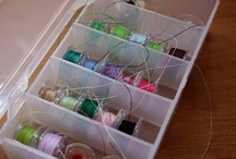Sewing Room Organization / by Tami Smith
