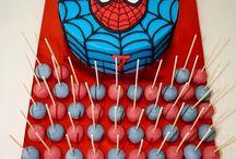 spiderman bday