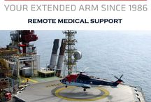 Remote Medical Support / Combining medical skills and qualifications with in-depth experience in working in remote areas and emergency intervention, our staff not only helps prevent but also immediately treat patients.  For more information, please visit, http://starscrescent.com/portfolio-view/aviation-2/  #ohs #remotemedicalsupport