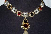 17th jewelery