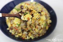 Recipes: Korean Food/ meals