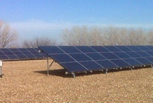 Commercial Solar Installations / Solar Photovoltaic Installations by Good Energy Solutions