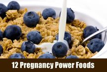Preggie yums / Healthy eating