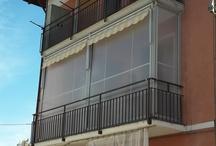 Tende Veranda Balcone : Tende da sole chieri tendechieri op