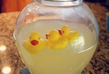 Baby shower ideas / by Rachelle Yates